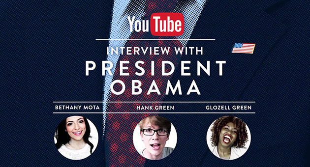 Obama YouTube Interview